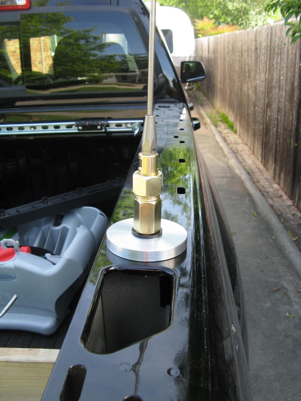 Cb Ham 2 Way Radio Installs Page 5 Chevy Colorado